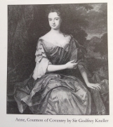 Anne, Countess of Coventry by Sir Godfrey Kneller